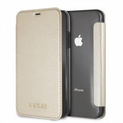 Guess Iridescent Tasche GUFLBKI61IGLTGO iPhone XR Gold