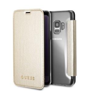 Guess IriDescent Tasche GUFLBKS8LIGLTGO Samsung Galaxy S8+ Plus gold