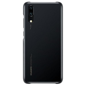 Original Huawei Color Case P20 black