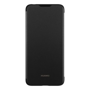 Original Huawei Flip Cover Y6 2019 black