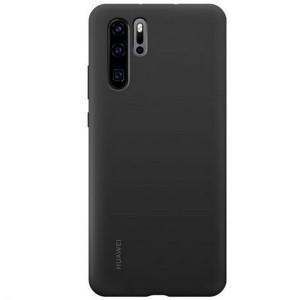 Original Huawei Silicone Case P30 Pro schwarz