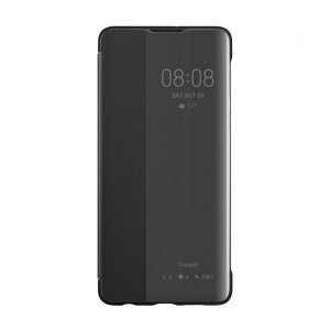 Original Huawei Smart View Flip Cover P30 Schwarz