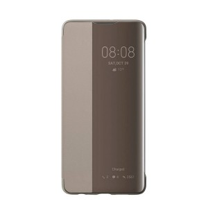 Original Huawei Smart View Flip Cover P30 khaki