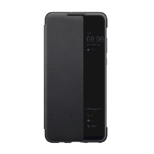 Original Huawei Smart View Flip Cover P30 Lite Schwarz