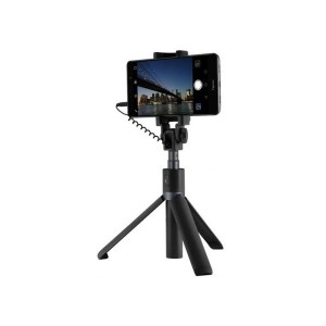 Original Huawei Stativ Tripod AF14 + selfie stick schwarz