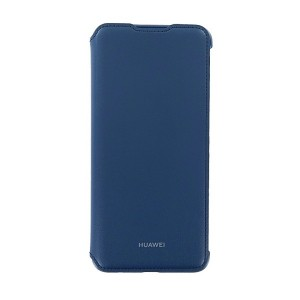 Original Huawei Wallet Cover P Smart 2019 Blau