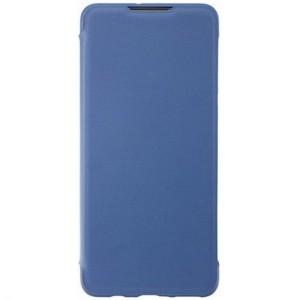 Original Huawei Wallet Cover P30 Lite Blau