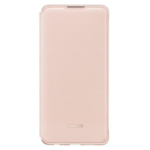 Original Huawei Wallet Cover P30 pink