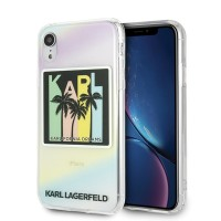 Karl Lagerfeld Kalifornia Dreams Hülle KLHCI61IRKD iPhone Xr