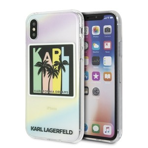 Karl Lagerfeld Kalifornia Dreams Hülle KLHCPXIRKD iPhone X / Xs