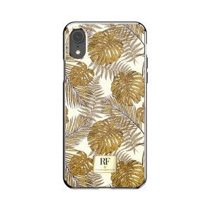 Richmond & Finch iPhone XR Cover Golden Jungle colorfull