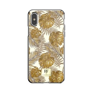 Richmond & Finch iPhone Xs Max Cover Golden Jungle colorfull
