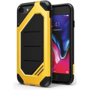Ringke Max Schutzhülle für Rüstungsstärke iPhone SE 2020 / iPhone 8 / 7 Schwarz / Gold