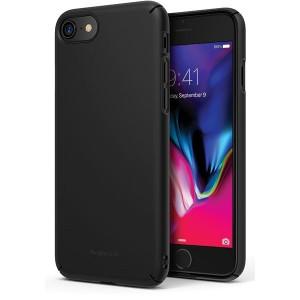 Ringke Slim Schutzhülle iPhone SE 2020 / iPhone 8 / 7 Schwarz