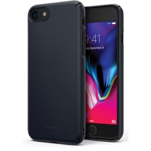 Ringke Slim Schutzhülle iPhone SE 2020 / iPhone 8 / 7 Schiefer