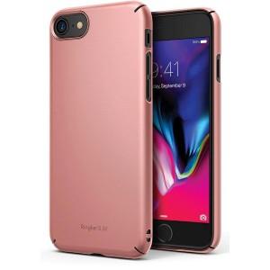 Ringke Slim Schutzhülle iPhone SE 2020 / iPhone 8 / 7 rose gold