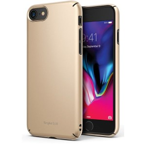 Ringke Slim Schutzhülle iPhone SE 2020 / iPhone 8 / 7 gold