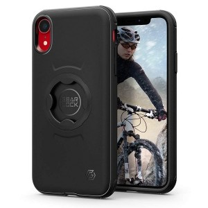 Spigen GearLock Etui iPhone Xr CF102 black Bike Mount