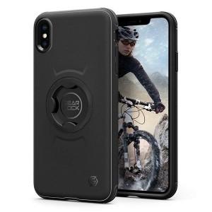 Spigen GearLock Etui iPhone Xs Max CF103 black Bike Mount
