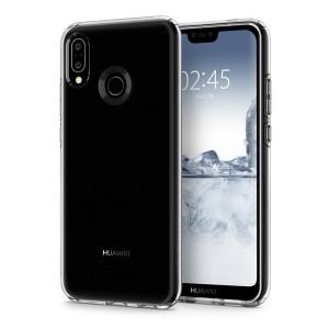Spigen Liquid Crystal Hülle Huawei P20 Lite Clear