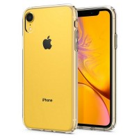Spigen Liquid Crystal Hülle iPhone Xr clear