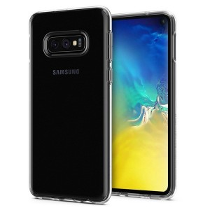 Spigen Liquid Crystal Hülle Samsung Galaxy S10e crystal clear