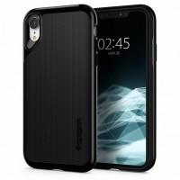 Spigen SGP Neo Hybrid Hülle iPhone Xr jet black