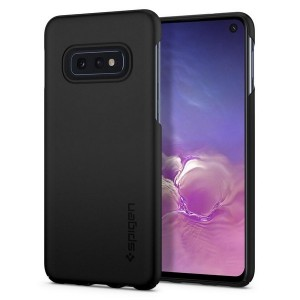 Spigen Thin Fit Samsung Galaxy S10e schwarz