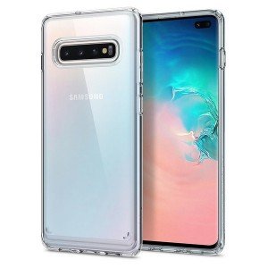 Spigen Ultra Hybrid Hülle Samsung Galaxy S10 Plus crystal clear