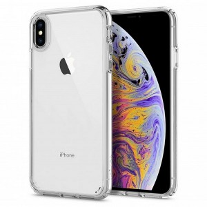 Spigen Ultra Hybrid Crystal Hülle iPhone Xs Max clear