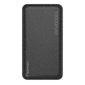 USAMS Powerbank Mosaic 10000 mAh schwarz 10KCD2101 (US-CD21)