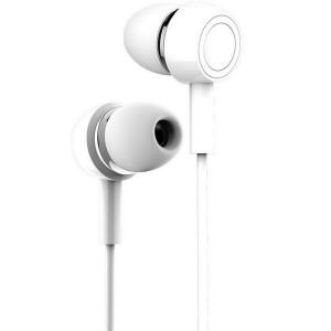 USAMS Stereo Kopfhörer EP-12 weiß HSEP1202 3,5 mm