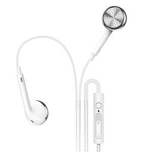 USAMS Stereo Kopfhörer EP-20 weiß HSEP2002 Buchse 3,5 mm