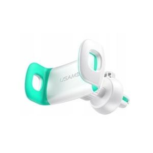 Lüftergitterhalter U-Serie weiß / grün
