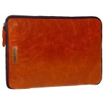 "WonW Bogart Sleeve Tablet Tasche 11 ""universal cognac"