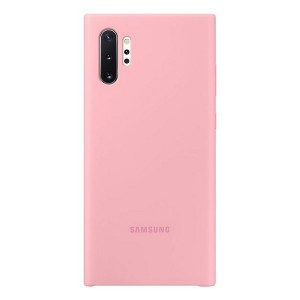 Original Samsung Silicone Cover EF-PN975TP Galaxy Note 10+ N975 pink