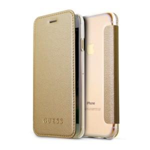 Guess Iridescent Tasche GUFLBKI8IGLTGO iPhone 8 / 7 Gold