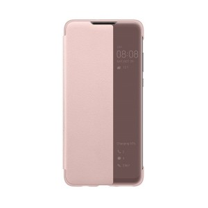 Original Huawei Smart View Flip Cover P30 Lite Pink