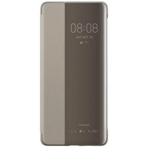 Original Huawei Smart View Flip Cover P30 PRO khaki
