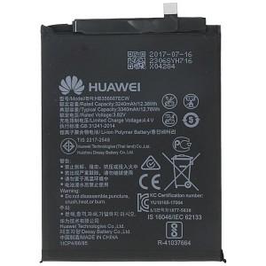 Original Huawei Akku HB356687ECW Nova Plus 3240mAh