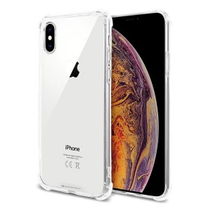 Super Protect Hülle iPhone Xs / X Transparent clear