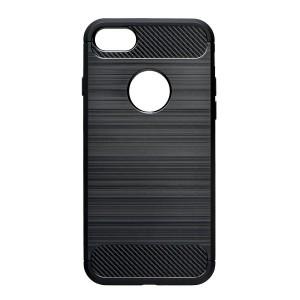 Hülle Carbon iPhone 11 Pro Schwarz