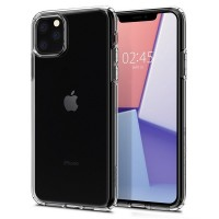 Spigen Liquid Crystal Hülle iPhone 11 Pro Clear Transparent