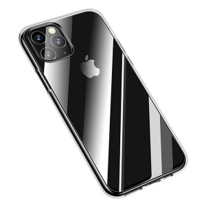 USAMS Schutzhülle iPhone 11 transparent
