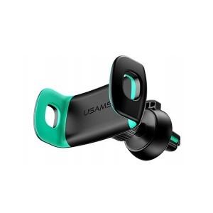 Lüftergitterhalter U-Serie schwarz / grün