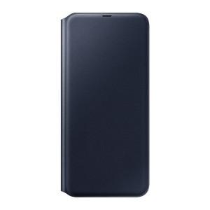 Original Samsung Wallet Case EF-WA705PB Galaxy A70 schwarz