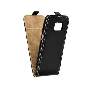Flip Tasche SLIM FLEXI für iPhone 11 Pro Max Schwarz