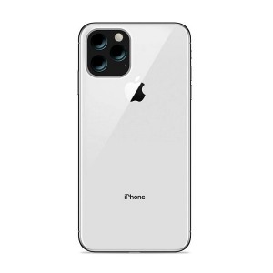PURO 0.3 Nude Hülle iPhone 11 Pro Max transparent