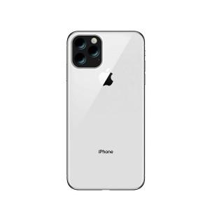 PURO 0.3 Nude Hülle iPhone 11 Pro transparent