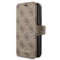 Guess Tasche 4G Kollektion GUFLBKSN584GB iPhone 11 Pro Braun